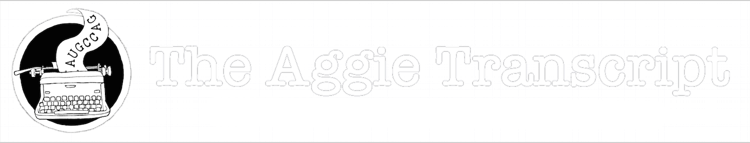 The Aggie Transcript Logo